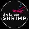 The Karate Shrimp Logo