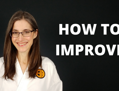 How to Get Better at Karate (and Everything Else)