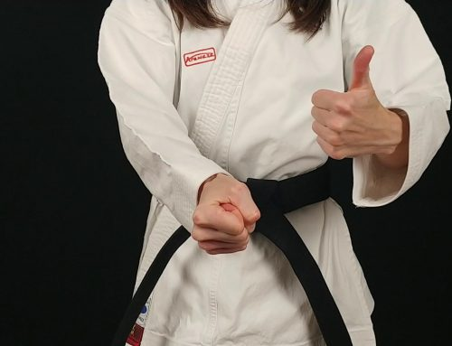 How to Make a Proper Fist in Karate